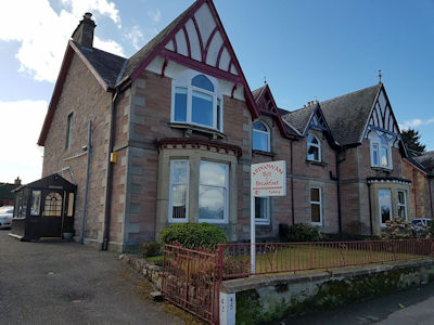 Ardgowan B&B Inverness