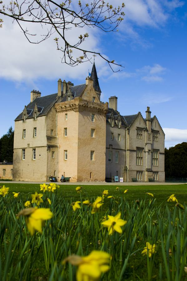 Brodie Castle, Scottish Highlands