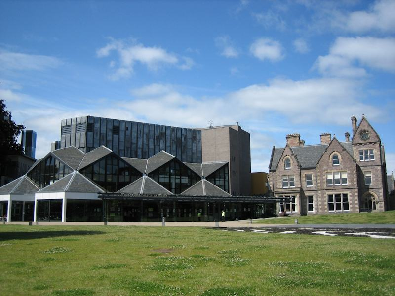Eden Court Theatre, Inverness