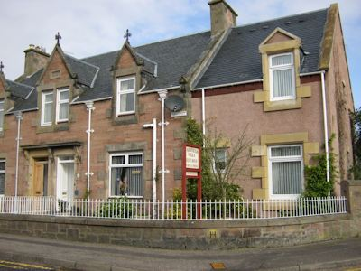 Fairfield Villa B&B Inverness