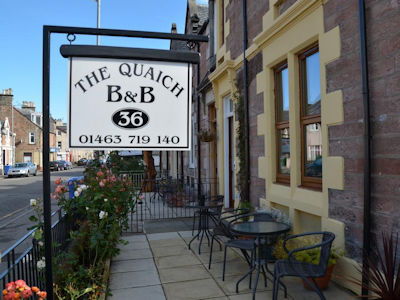 The Quaich B&B Inverness