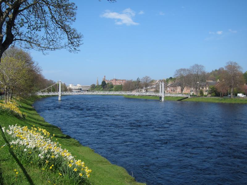 River Ness, Inverness