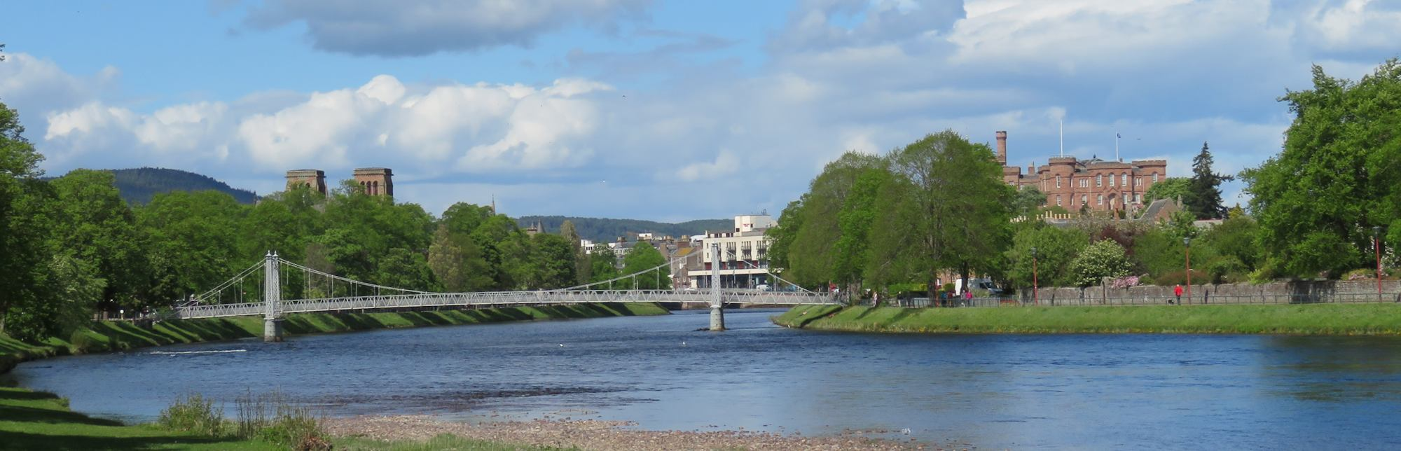 River Ness, Inverness Scotland