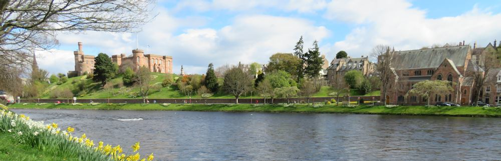 River Ness, Inverness, Scotland