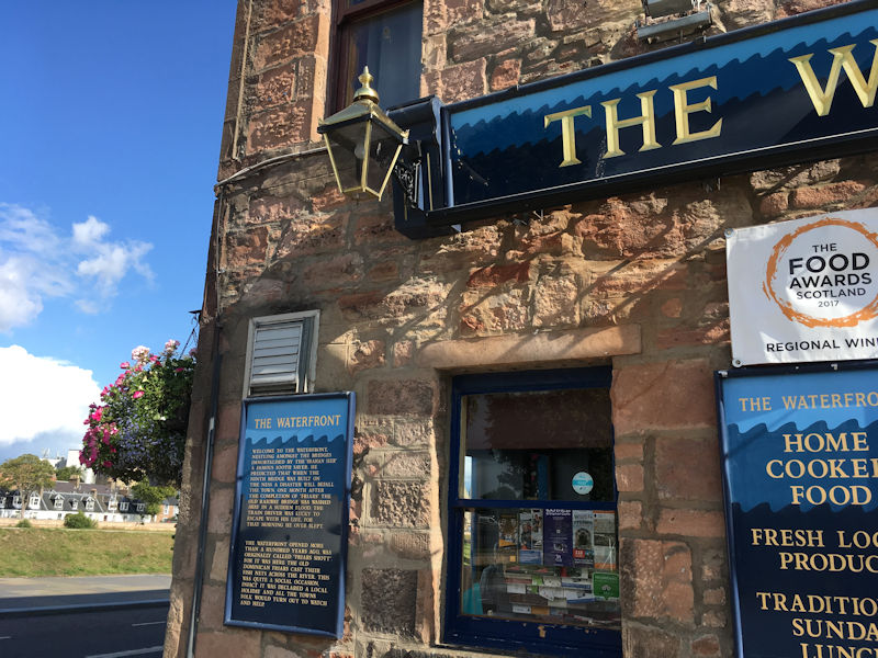 The Waterfront gastro pub Inverness
